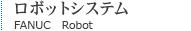 ロボットシステム FANUC Robot