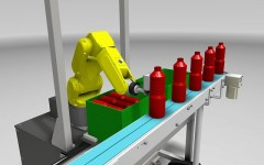 バラ積みロボット6
