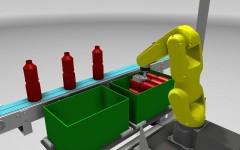 バラ積みロボット2